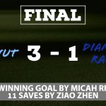 Boys Varsity Soccer beats Diamond Ranch 3 – 1