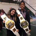 Girls Wrestling Champions