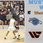 Boys Varsity Basketball beats West Covina 52 – 29