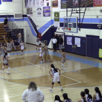 Girls Varsity Basketball beats West Covina 47 – 36