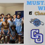 Boys Varsity Basketball beats Charter Oak 53 – 46