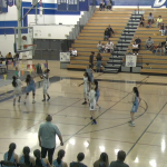 Girls Varsity Basketball beats Diamond Ranch 44 – 35