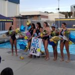 Senior Day for Girls Water Polo