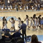 Girls Varsity Basketball beats South Hills 53 – 22