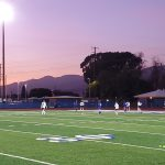 Girls varsity soccer team falls to Charter Oak 2-1.