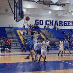 Boys Freshman Basketball beats Charter Oak 45 – 34