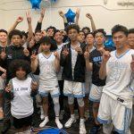 Boys Varsity Basketball beats Charter Oak 56 – 48