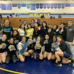 Walnut Girls Wrestling Wins League, again