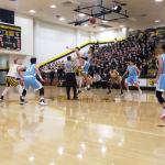 Boys Varsity Basketball falls to Capistrano Valley 74 – 37