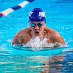 Boys Varsity Swimming beats Glendora 109 – 61