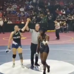 Cynthia Esquivel becomes a 2020 State Medalist