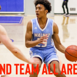 CALEB SANTOS EARNS ALL SAN GABRIEL VALLEY HONORS