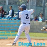 Senior Highlight Diego Leon