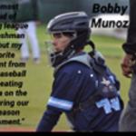 Senior Highlight Bobby Munoz