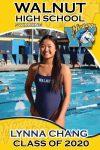Senior Highlight Lynna Chang