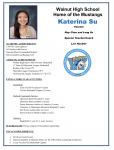 Hacienda 5 Honoree Katerina Su
