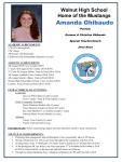 Hacienda 5 Honoree Amanda Ghibaudo