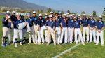 Boys Varsity Baseball beats Los Osos 17 – 3