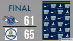 Boys Varsity Basketball falls to Valencia/Placentia 65 – 61