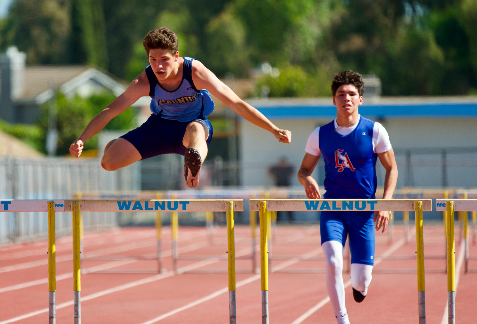 Track and Field April 29, 2021