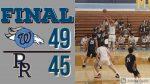 Boys Varsity Basketball beats Rowland 49 – 44