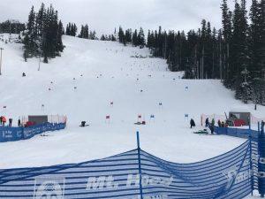 Ski Team – Kelsey's Sportsmanship Race 1/5/19 Mt. Hood Meadows