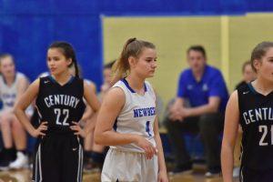 Girls JV2 Basketball vs. Century