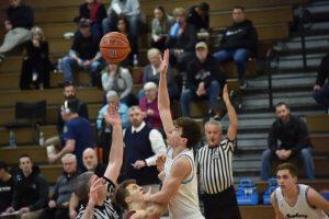 Boys Varsity Basketball vs. Glencoe