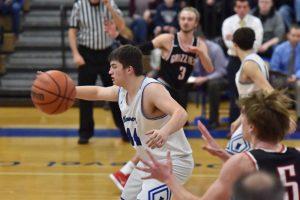 Boys Varsity Basketball vs. McMinnville