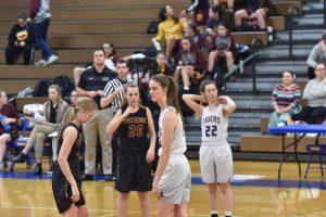Girls Varsity Basketball vs. Forest Grove