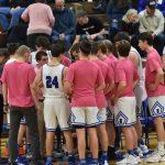 Boys varsity basketball vs. Liberty