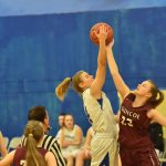 Girls JV2 Basketball vs. Glencoe