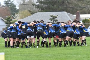 Varsity Rugby vs. Lincoln