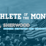 Don't Forget to Vote for the Sherwood Modern Dentistry & Orthodontics February Athlete of the Month