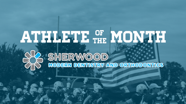 Don't Forget to Vote for the Sherwood Modern Dentistry & Orthodontics November Athlete of the Month