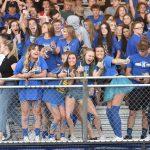 Varsity football Vs. South Salem