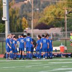 Boys Soccer vs. Sunset