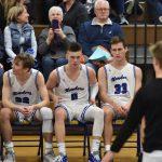 Varsity Boys Basketball Vs. Sherwood