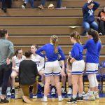 JV Girls Basketball vs. Glencoe