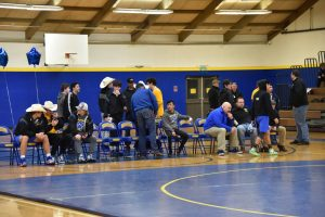 Varsity Wrestling vs. Liberty