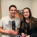 February Student-Athletes of the Month