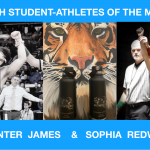 March Student-Athletes of the Month