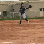 Girls Junior High Softball beats Legacy Traditional Queen Creek 8 – 1