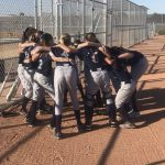 Girls Junior High Softball beats ASU Prep Poly  (Mesa, AZ) 11 – 1