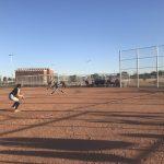 Girls Junior High Softball beats Sequoia Charter 20 – 2
