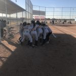 Girls Junior High Softball falls to ALA Ironwood 7 – 2