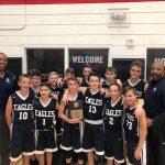 JH Basketball third at CAA State Championships