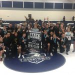 Wrestlers capture CAA State Championship trophy