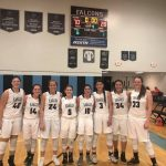 Girls Varsity hoops advance to title game