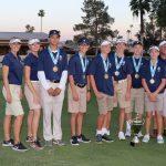 Golfers win state